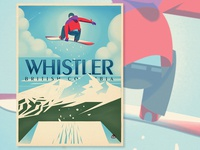 Whistler, Snowboard Booter