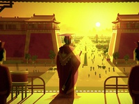 'Chinese Civilization' - Digital Painting from Documentary