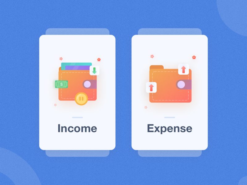 Money icons vector app clean illustration money icons design ui