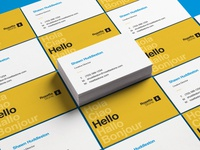 Branded Materials - Business Cards