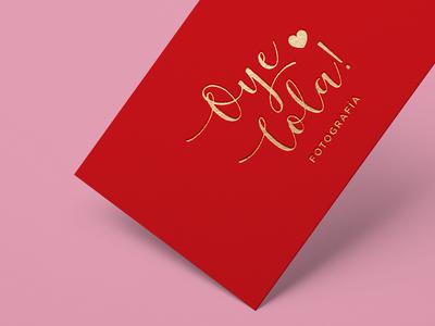 Oye Lola! Card