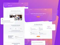 SEO / Digital Marketing Agency Website