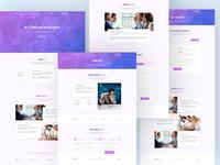 Services Provider Agency Full Website