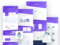 HYIP Investment Website PSD Template