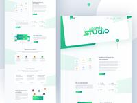 Digita - Creative Design Agency Website