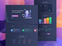 Appark - App Landing Page