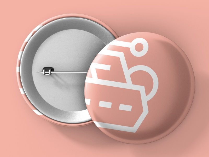 Israel Living Lab branding icon logo vector brand hello. design branding