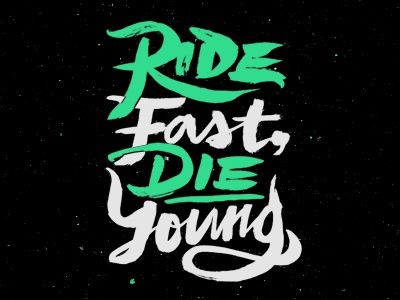 Fot em ride fast dribble