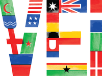 Ode to the World Cup, Flag day and Alan Kitching