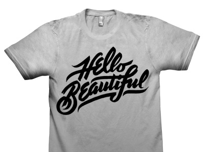 Time to make some tees  friends of type lettering
