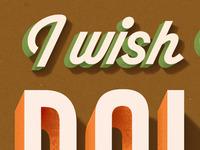 Wish list 2010