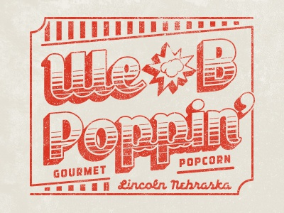 We-B-Poppin'