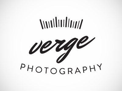 Verge Photography  logo verge photography crown camera