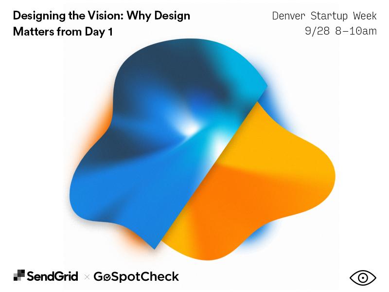Denver Startup Week ux ui startup product design
