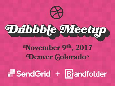 SendGrid + Brandfolder colorado denver design dribbble meetup