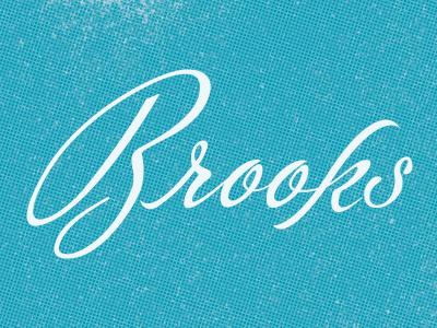 Brooksscript2