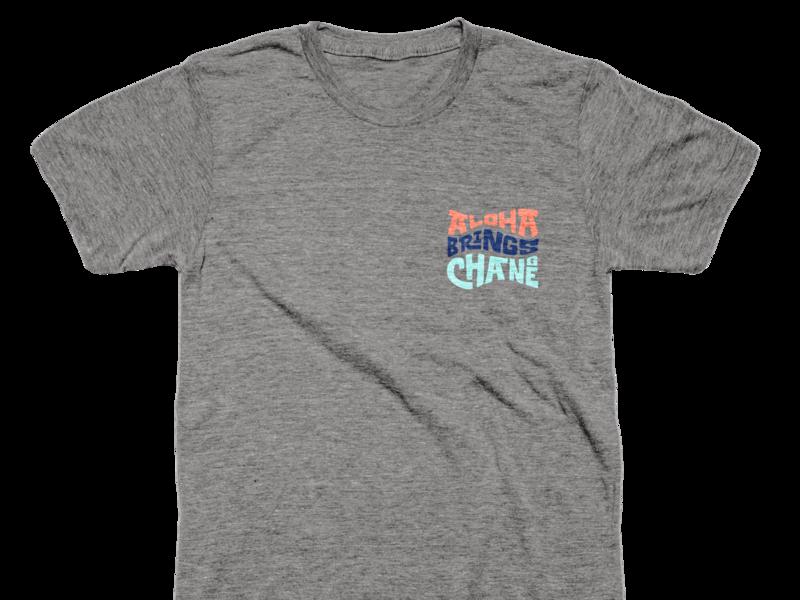 Aloha funky swag shirt type