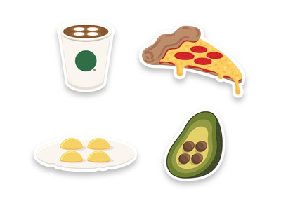 Twilio Sticker Pack evan huwa logo food twilio