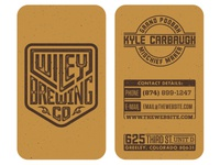 Wiley business cards