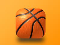 Realistic app icon