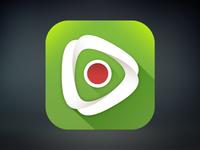 Record App Icon