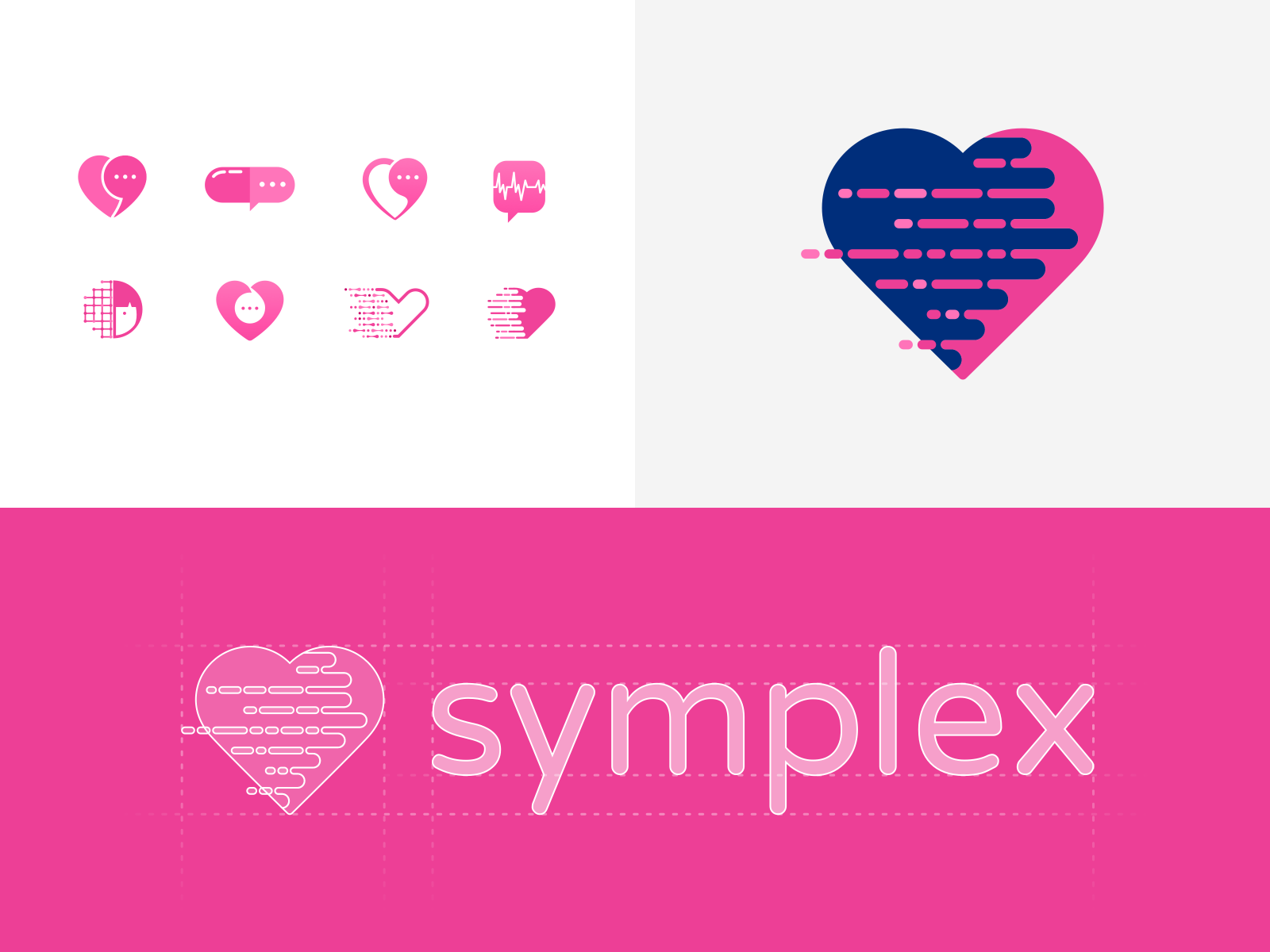 Symplex Logo - Exploration & Construction