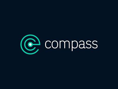 Logo Design - Compass compass icon branding corporate image brand logo design identity design logo