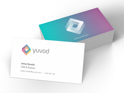 Yuvod - Business Cards