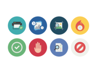tFlow Approval Icons