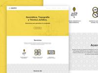 Geofix Website