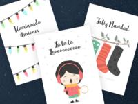 Christmas Postals