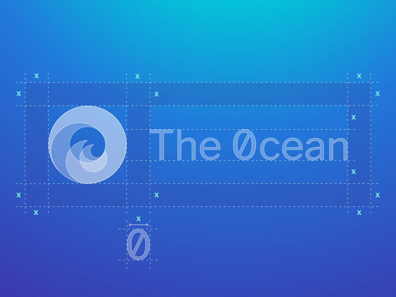 Logo design construction the0cean