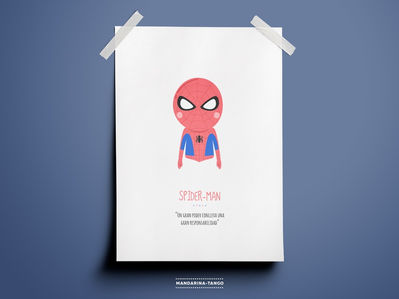 Spider man Illustration script avengers infinitywar thanos printable kids print illustration character design superhero comic spider man