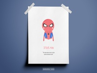Spider man Illustration