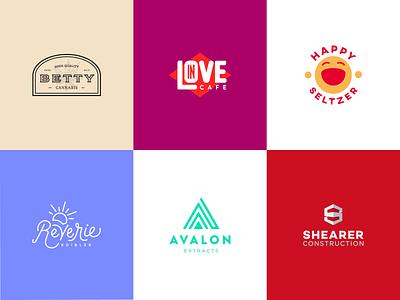 Brody Wear Design Logos Page 1 icon brand identity geometric brand vector branding minimal color logo logo design