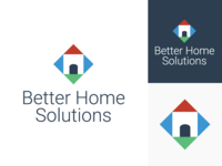 Better Home Solutions Brand Identity