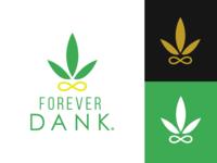 Forever Dank Brand Identity