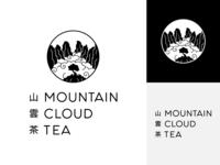 Mountain Cloud Tea Brand Identity