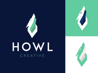 Howl Creative Brand Identity