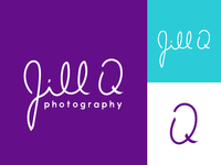 Jill Q Photography Brand Identity