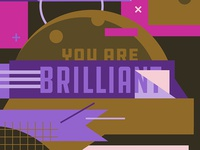 Compliments - Brilliant (Donatello)