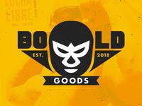 Logo Design - BOLD Goods