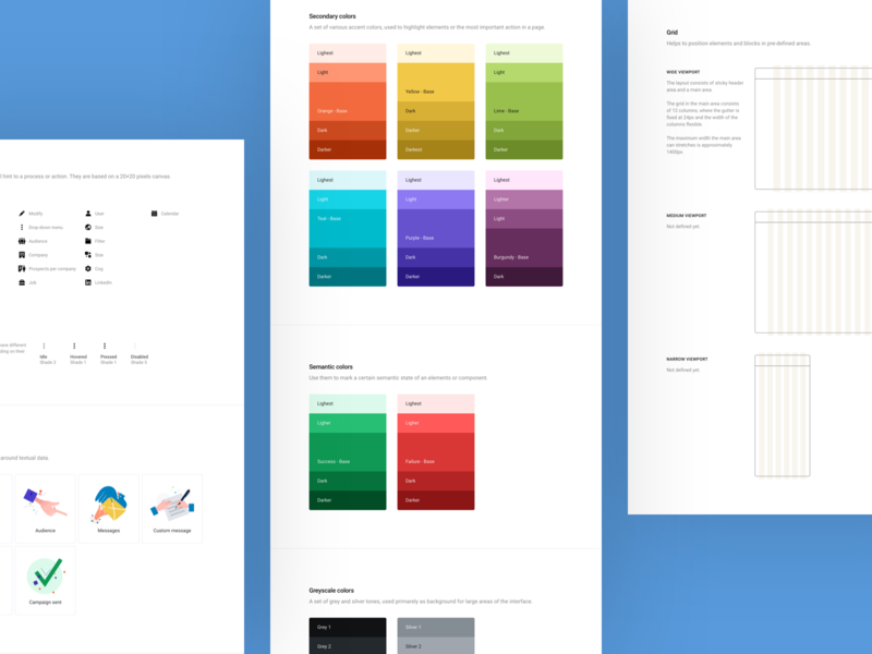 Lead Generation Style Guide