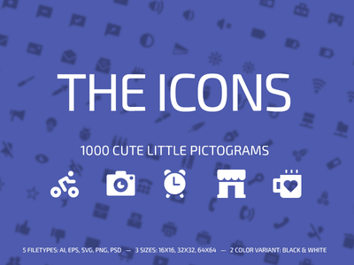 The Icons icons freebie psd arrows ecommerce food interface multimedia nature office science weather