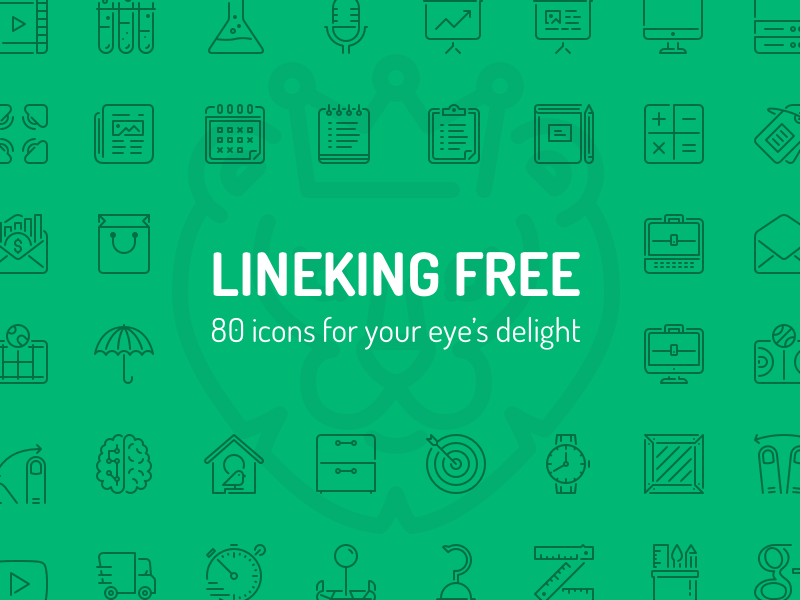 Lineking Freebie media controls social media free icons fribbble freebie open line stroke icons ios icons line icons