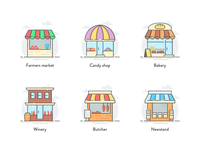 Storefront Icons
