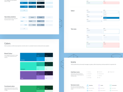 Style guide to make developers happy