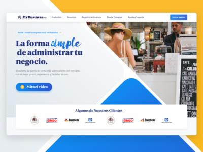 My Business Website