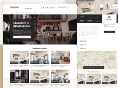 Praga - Real Estate Website Theme