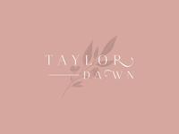 Taylor Dawn Final Logo